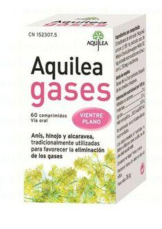 Aquilea gases contiene una combinación de plantas naturales (anís, hinojo y alcaravea) que favorecen la eliminación de los gases y disminuir...