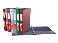 Reliure à anneaux ronds de Basics®, 1 po Stores, Magazine Rack, Bookends, Furniture, Home Decor, Book Binding, Homemade Home Decor, Home Furnishings, Decoration Home