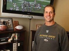 Catholic Review ran a story about Catholic Coach of Baltimore Ravens, John Harbaugh