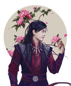 Legend_of_the_Ancient_Sword_gujianqitan_Fanarts_024