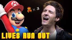 """LIVES RUN OUT - The Mario Parody That Will Truly Make Your Day (OneRepublic """"Love Runs Out"""" Mario Parody)"""