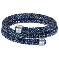 brazalete swarovski crystaldust double 5237752