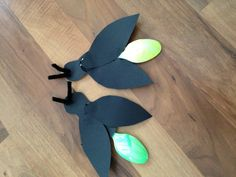 Glow in the Dark Firefly - Green Kid Crafts Insect Crafts, Vbs Crafts, Camping Crafts, Preschool Crafts, Preschool Plans, Green Crafts For Kids, Animal Crafts For Kids, Summer Crafts, Art For Kids