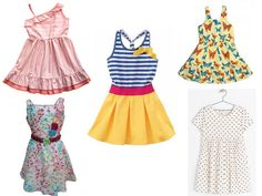 In the season of heat and sweat, the one thing we cringe at is thick and dark clothing that make the  daytime unbearable. The heat affects kids too who become extremely cranky during this season. But you can help your little girl combat the heat by dressing her in the season's favourites - pretty florals, bright colours and light fabrics that will make her feel cool, comfy and breezy. Check out some stunning summer dresses that you can buy online for your little doll. Don't Miss: 10 ...