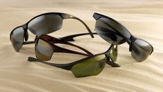 Hot Sands, by Maui Jim. Perfect for everyday wear, sports, and everything in between.