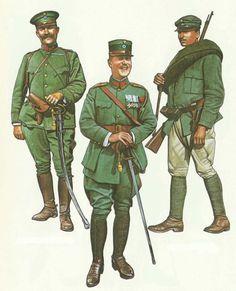 Italian Army WWI - pin by Paolo Marzioli Greek History, World History, World War One, First World, Army Uniform, Military Uniforms, Ww2 Uniforms, Military Gear, Military Fashion