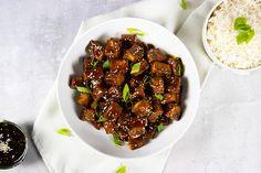 Vegan Baked Tofu Teriyaki | The Beet Crispy Tofu, Baked Tofu, Veggie Recipes, Vegetarian Recipes, Vegan Meals, Ways To Cook Tofu, Tofu Dishes, High Protein Recipes, Diet Meal Plans