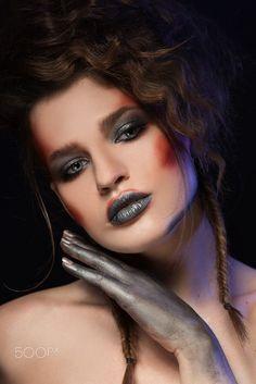 Rather Liliana art modeling studio model nude