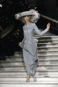 highqualityfashion:  Christian Dior HC SS 98