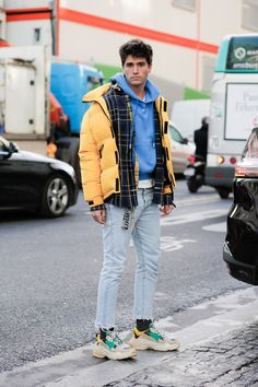 Streetfashion Paris Menswear FW2018, Day 01 | Team Peter Stigter, catwalk show, streetwear and fashion photography