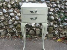 Lovely little upcycled bedside unit. From ordinary to extraordinary, upcycling at Emmaus Brighton & Hove's