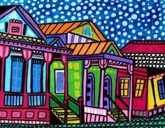 SALE ENDING  New Orleans City Art French by HeatherGallerArt, $12.00