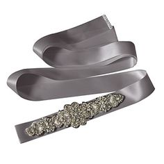 azaleas Women's Crystal Bridal Sashes Belt Wedding Dresses Sash Belts