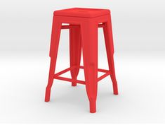 Shop for Interior Models in the Shapeways printing marketplace. Find unique gifts and other personal designs in Shapeways Miniatures. Great British, Bar Stools, Cool Stuff, Stuff To Buy, 3d Printing, Miniatures, Interior, Model, Furniture