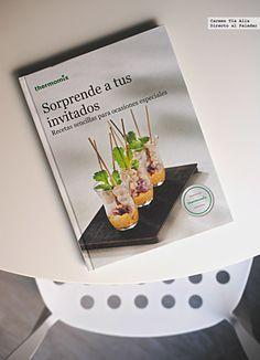 Sorprende a tus invitados, libro de recetas sencillas para ocasiones especiales…