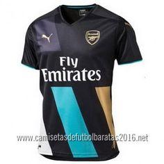 Camiseta de fútbol baratas Arsenal 2016 3ª equipación