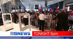 Or battling even worse crowds during Boxing Day sales.   19 Australian…
