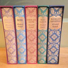 Elizabeth Gaskell Collection Folio Society Fine Unread
