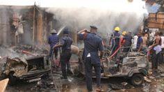 LEKULE : Wanne wafariki kutokana na bomu Nigeria