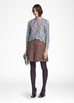 Not Another Fashion Blog - Carven, Pre-Fall 2013