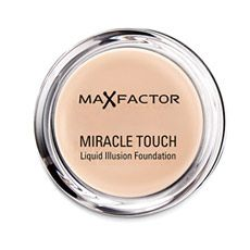 Miracle Touch Liquid Illusion Foundation in Creamy Ivory - 40