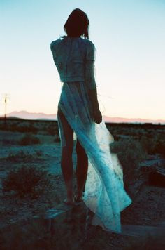 Beautiful photos by Tim Barber published in Muse, Summer starring Bambi Northwood-Blyth. Into The Wild, Tim Barber, Sheer Maxi Dress, Flowy Dresses, Sheer Gown, Dresses Uk, Party Dresses, Prom Dress, Mode Boho