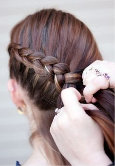 braid -beautiful hair