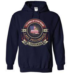 LAKE PROVIDENCE It's Where My Story Begins T-Shirts, Hoodies. GET IT ==► https://www.sunfrog.com/No-Category/LAKE-PROVIDENCE--Its-Where-My-Story-Begins-4022-NavyBlue-Hoodie.html?id=41382