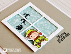 Stamping & Sharing: Merry Christmas & Happy New Year