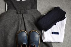 Cool weather capsule inspiration for young girls. Blue Grey, Red And White, Capsule Wardrobe, Melbourne, Weather, Cool Stuff, Girls, Inspiration, Tops