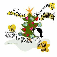 140 Mejores Imágenes De Diciembre Frases De Navidad