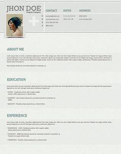 cv format - Format For A Resume