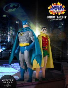 Super Powers Robin Jumbo Figure