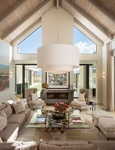 Tour a Contemporary Franschhoek, South Africa, Estate House Beautiful beautiful modern houses in south africa Beautiful Home Designs, Beautiful Interiors, Beautiful Homes, Beautiful Beautiful, House Beautiful, Home Design Decor, House Design, Design Ideas, Interior Design