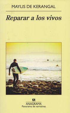 REPARAR A LOS VIVOS (Maylis de Kerangal). Le Havre. Simon Limbres regresa con sus amigos de una adrenalínica sesión de surf. La camioneta en la que viaja choca contra un árbol. Poco después de ser ingresado en el hospital, el joven muere, pero su corazón sigue latiendo. Thomas Remige, un especialista en trasplantes, debe convencer a unos padres en estado de shock de que ese corazón podría seguir viviendo en otro cuerpo, Y salvar, tal vez, una vida.