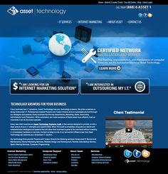 Technology Website