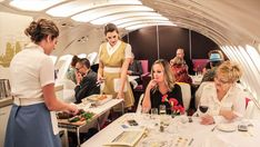 The Experience | Pan Am Experience