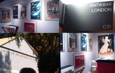 Sneak Peek: set up in progress for the 2014 LAPADA Fair in Berkeley Square, London W1 - visit us this week (24-28 September) at Stand C31. Information and tickets: www.antikbar.co.uk/news_and_events. We look forward to seeing you! www.antikbar.co.uk