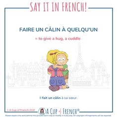French Language Lessons, French Lessons, English Language, French Phrases, French Words, Learn To Speak French, Learn English, French Cup, French Grammar