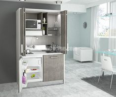 1000 images about cucine per piccoli spazi on pinterest - Mini cucine componibili ...