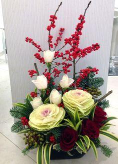 Xmas Flowerarrangement