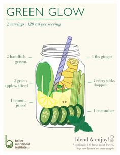 Healthy Juice Recipes, Healthy Green Smoothies, Green Smoothie Recipes, Healthy Detox, Healthy Juices, Detox Recipes, Healthy Drinks, Detox Juices, Easy Detox
