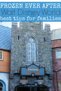 Best Tips to Ride Frozen Ever After at Walt Disney World - Raising Whasians