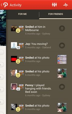Path - Android niceties