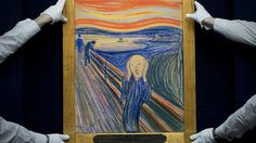 """""""El Grito"""" de E. Munch: ¿La obra de arte más cara de la historia?http://bbc.in/IUC4Xk"""