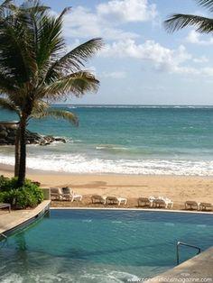 La Concha Resort in San Juan, Puerto Rico
