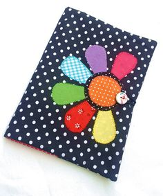 28 Best Fabric book cover images | A5 notebook