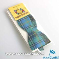 Clan MacInnes Tartan Bow tie