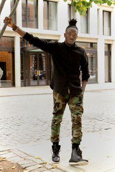 STREET ETIQUETTE PICS | ... Label Chapter 2 Preview – Featuring Joshua Kissi of Street Etiquette