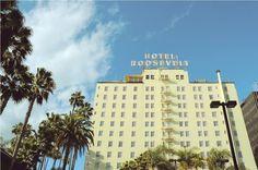 Hollywood Roosevelt Hotel.